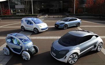projet voiture electrique
